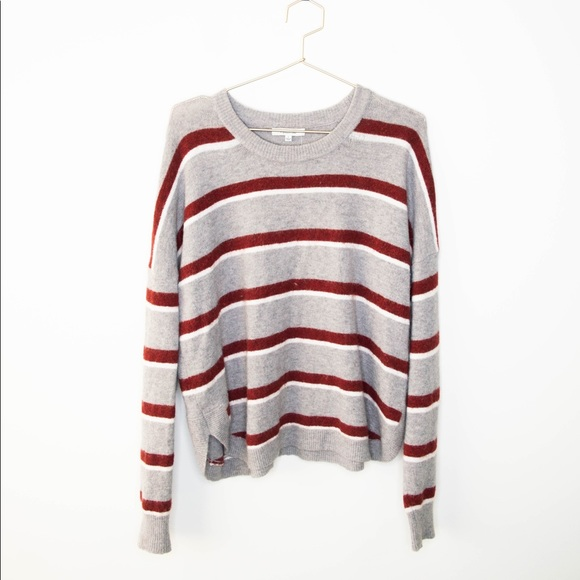 MADEWELL STRIPPED SWEATER